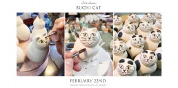BUCHI CAT FEBRUARY 22ND
